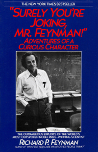 Surely Your Joking Mr. Feynman