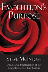 Steve McIntosh, Evolution's Purpose (2012)