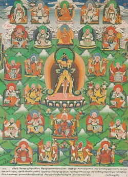 The 25 Kings of Shambhala