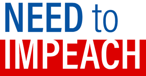 Need to Impeach logo