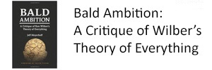 Bald Ambition: A Critique of Ken Wilber's Theory of Everything