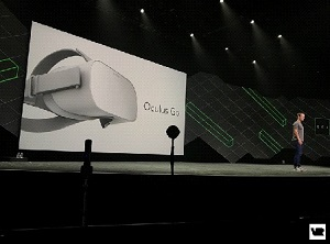 4th annual Oculus Connect Conference in San Jose