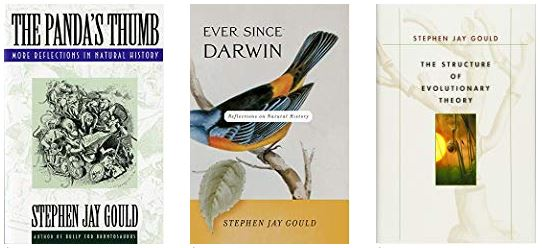 Stephen Jay Gould books