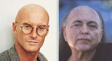 Ken Wilber and Adi Da