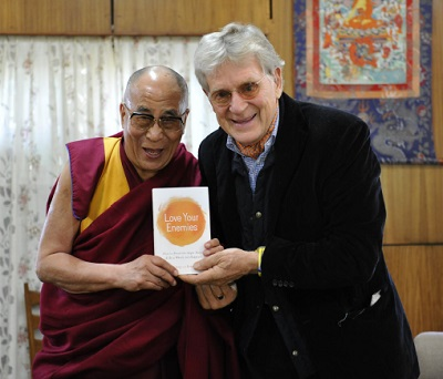 Robert Thurman and the Dalai Lama