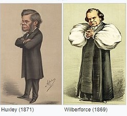 Wilberforce and Huxley