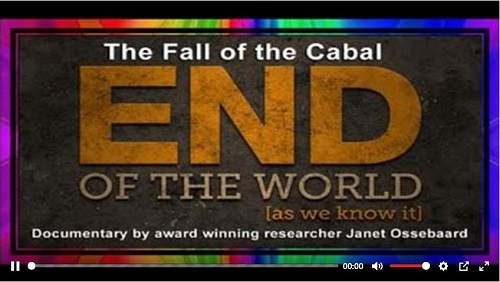 Fall of the Cabal by Janet Ossenbaard
