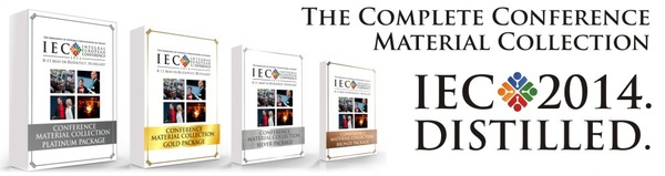 Integral Europeanonference 2014 - The Complete Conference Material Collection